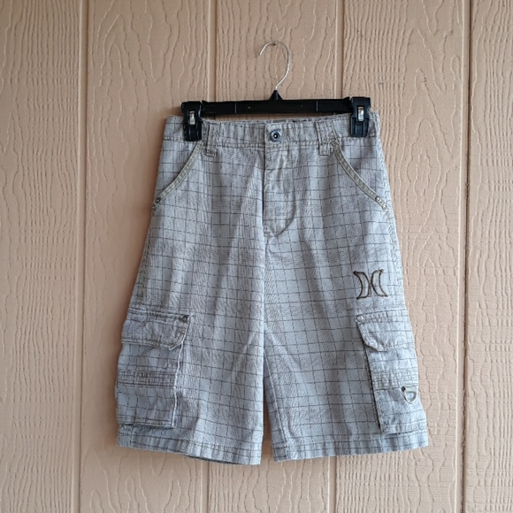 Hurley Tan shorts 12